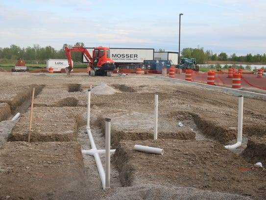Ottawa County's Riverview Healthcare Campus is undergoing