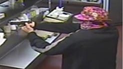 This is one of the men police are looking for in connection with an April 9 robbery in Glendale.
