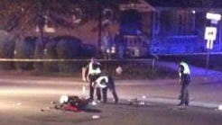 A teen on a scooter was killed in a Covington crash Monday.