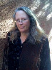 Author Caroline Fraser.