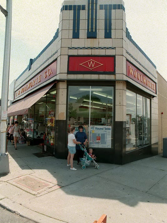 Woolworth's in Bergenfield