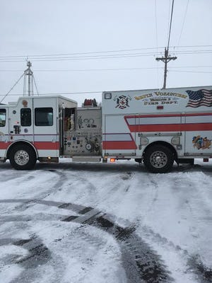 The Arpin Fire Department purchased a used 2006 fire engine and upgraded it for a new fire engine for the department.