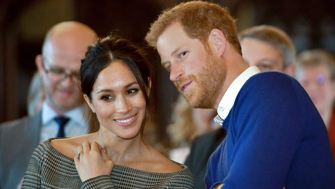 Prince Harry and Meghan Markle, who have attended the Invictus Games trials and othere sporting events, will wed Saturday.