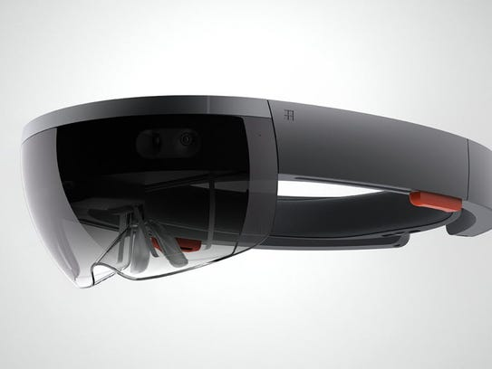 HoloLens is expected to star at this year's annual