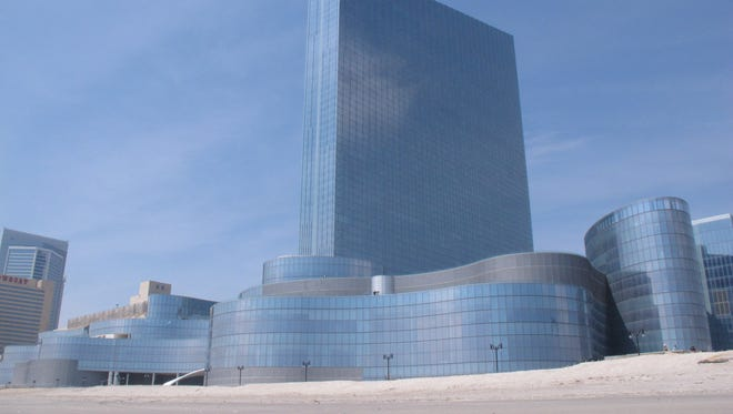 The Revel has a new owner - the winning bid was $110 million for the casino that cost $2.4 billion to build.