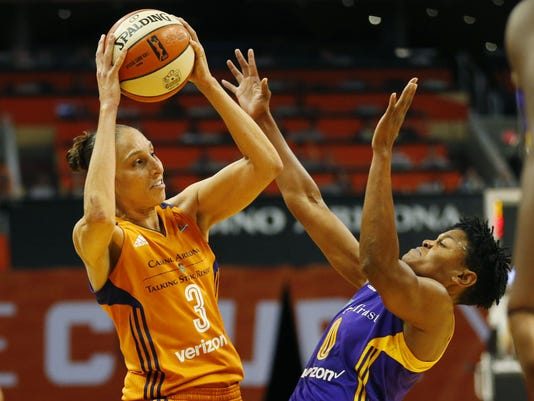 Game 3 WNBA playoff semifinals