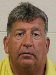 Maryland State Police charged Carmen Anthony Disyvestro