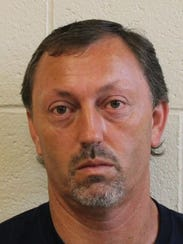 Maryland State Police charged Kevin Wayne Scott during