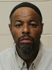 Burglary suspect Larry Cozart