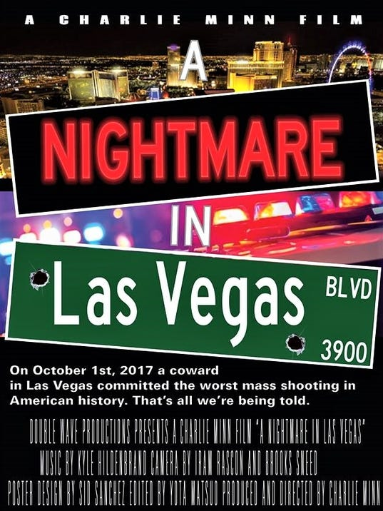 Nightmare Las Vegas movie poster