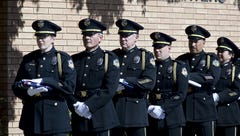 Fallen Arizona police officers and firefighters