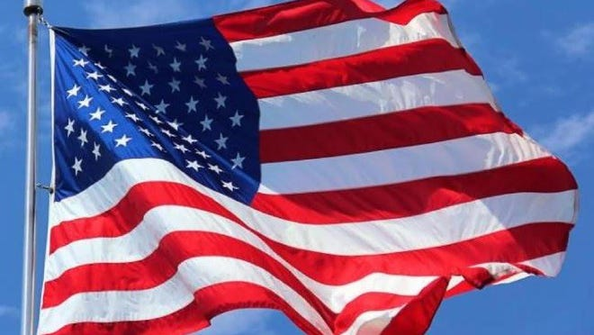 Flag Day is Sunday, June 14.