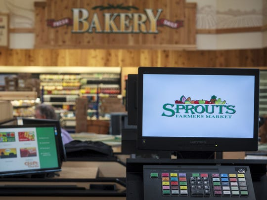 Sprouts Farmers Market is based in Arizona.