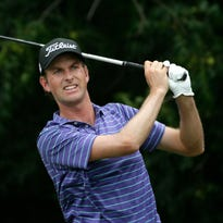 Saturday's roundup: Simpson snatches Colonial lead