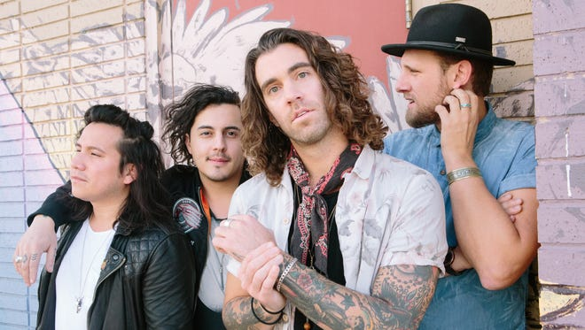 """American Authors return to the stage with a second album and momentum off their hit single """"Best Day of My Life."""" The group will stop in Las Cruces as part of the 2017 Vans Warped Tour."""