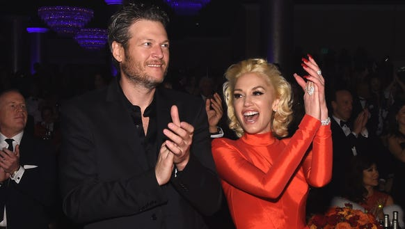 OK Blake, your turn to write a song about her.