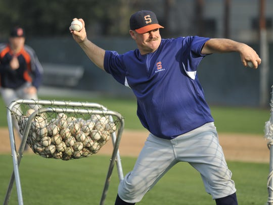 Jody Allen will launch the 2019 season as one of only 23 community college baseball coaches in state history with at least 600 victories. He takes a 622-441-3 record into COS' season opener.