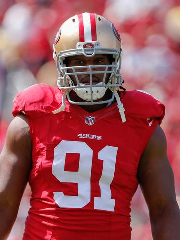 Ray McDonald was released Wednesday by the San Francisco