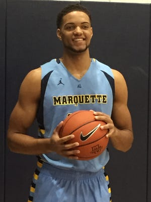 Theo John is part of Marquette's 2017 recruiting class.