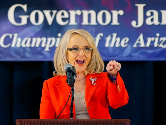 Gov. Jan Brewer not seeking another term