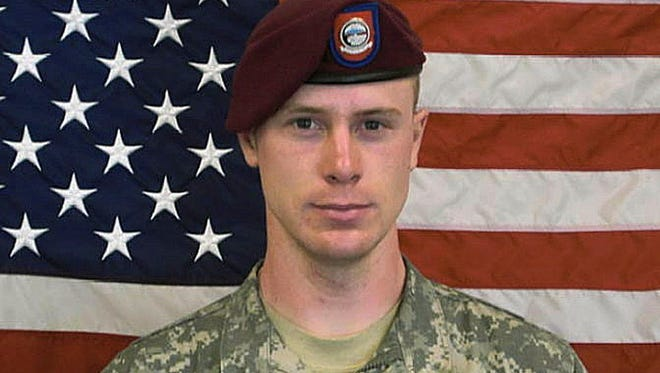FILE - This undated file image provided by the U.S. Army shows Sgt. Bowe Bergdahl, the soldier held prisoner for years by the Taliban after leaving his post in Afghanistan. Observers wondered for months if Bergdahl would be charged with desertion. But military prosecutors have reached into a seldom used section of military law to charge Bergdahl with misbehavior before the enemy.   (AP Photo/U.S. Army, file) ORG XMIT: AX401