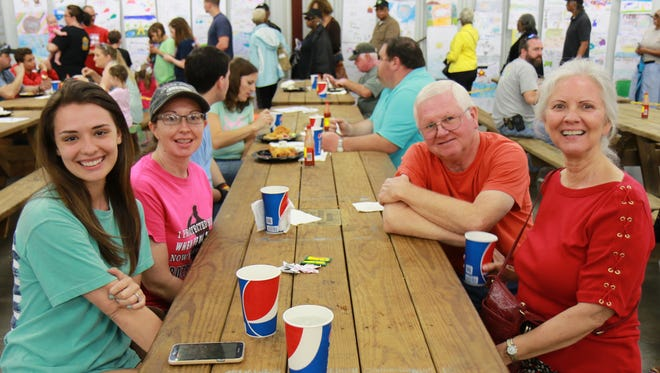 The World's Biggest Fish Fry has its big finale this weekend inParis, Tennessee, with carnival rides, catfish races, a fishing rodeo and, of course, fried fish.