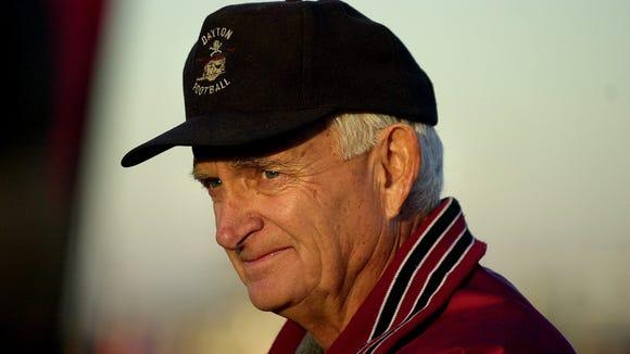Former Dayton football coach Dewey Sullivan remains the winningest coach in Oregon history.