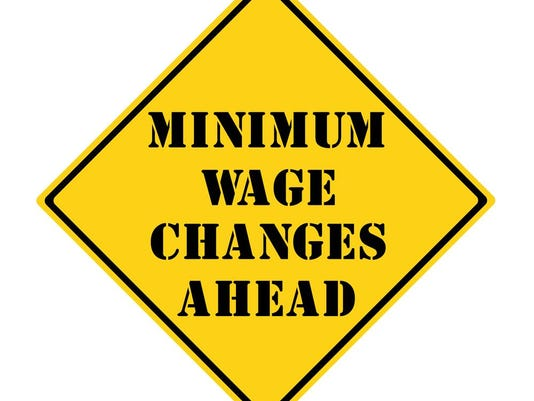 minimum wage stock