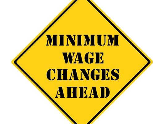 minimum wage stock