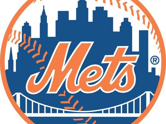 webart sports new york mets logo