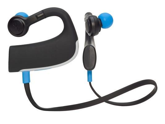 BlueAnt Pump HD Wireless Bluetooth Waterproof Headphones