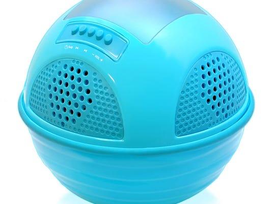 Aqua SunBlast Waterproof Bluetooth Speaker
