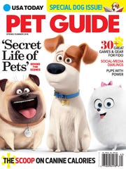 USA TODAY Pet Guide magazine is on newsstands until