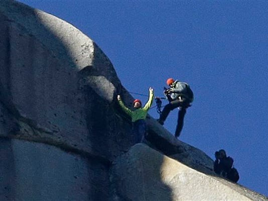 Tommy Caldwell, Kevin Jorgeson
