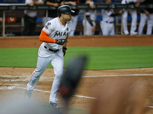 Leading Off Nl Wild Card Down To Wire Stanton Chases 60