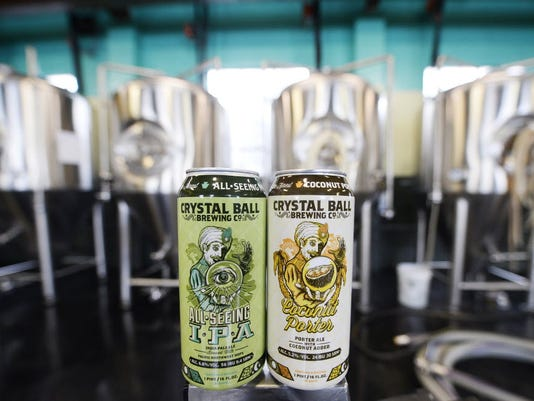 Crystal Ball Brewing Company is one of 18 Pennsylvania craft breweries featured in the new craft beer card game Thinking & Drinking.
