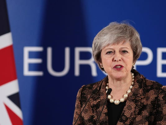 Brexit Back On The Agenda At EU Summit - Day Two