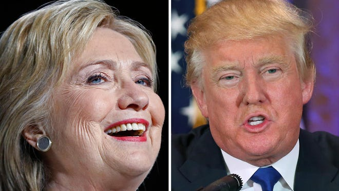 Hillary Clinton and Donald Trump's name-calling campaign is going to make things tense at election watch parties on Tuesday.