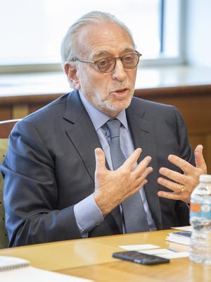 DuPont's second-quarter revenue decline has some wondering if Nelson Peltz will launch another proxy war to join the company's board.
