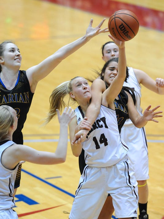 Girls basketball catholic league finals