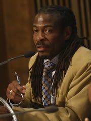 Wilmington City Council member Nnamdi Chukwuocha.