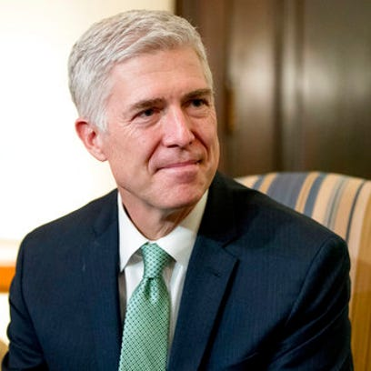 Garland deserved a hearing— and Gorsuch deserves a vote