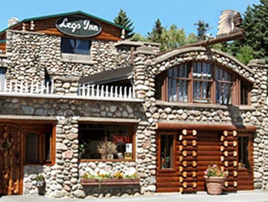 The Legs Inn in Cross Village is a popular destination