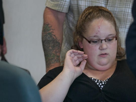 Karri Benoir, charged with second-degree murder in