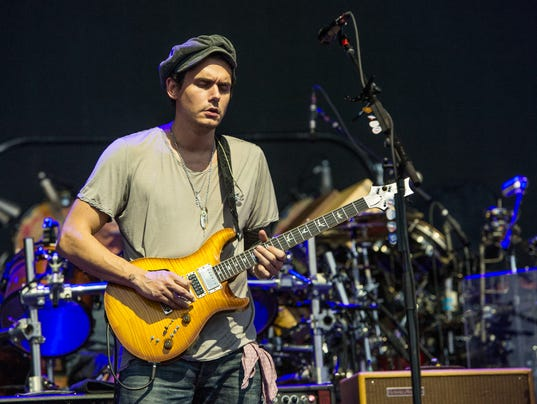 john mayer bringing tour to nashville. Black Bedroom Furniture Sets. Home Design Ideas