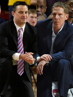 Sean Miller and Mark Few both have never been to the Final Four.