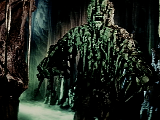 """The rock monster in the """"Hercules"""" film, Procrustes,"""