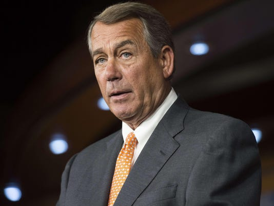 US-POLITICS-CONGRESS-BOEHNER