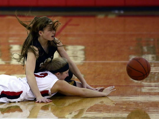 BASKETBALL: Colonel Crawford at Bucyrus