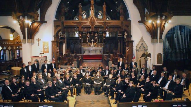 The Fond du Lac Symphonic Band